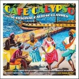 Various Artists Cafe Calypso CD2
