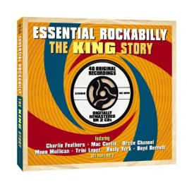 Various Artists Essential Rockabilly The King Story CD2