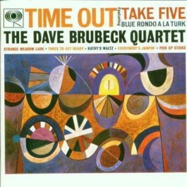 Dave Brubeck Quartet Time Out Remasters CD