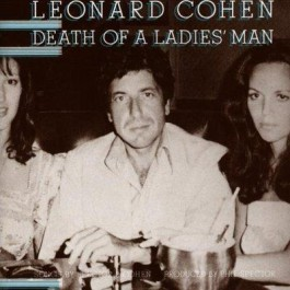 Leonard Cohen Death Of A Ladies Man CD