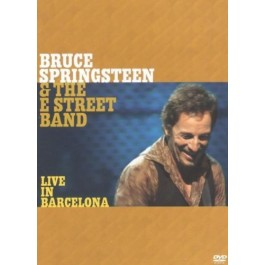 Bruce Springsteen & The E Street Band Live In Barcelona DVD2