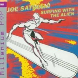 Joe Satriani Surfing With The Alien CD