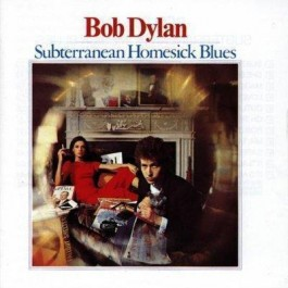 Bob Dylan Subterranean Homesick Blues CD