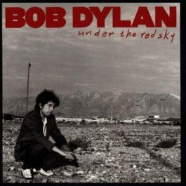 Bob Dylan Under The Red Sky CD