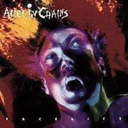 Alice In Chains Facelift CD