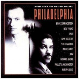 Soundtrack Philadelphia CD