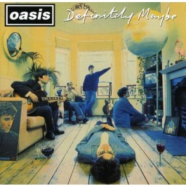 Oasis Definitely Maybe CD