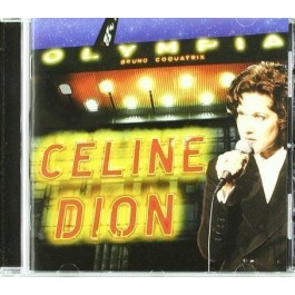 Celine Dion A Lolympia CD