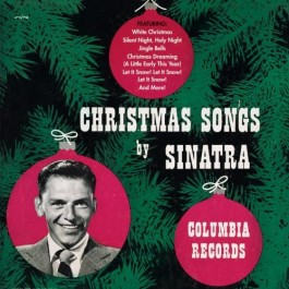 Frank Sinatra Christmas Songs By Sinatra CD