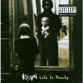 Korn Life Is Peachy CD