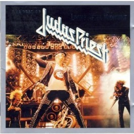 Judas Priest Living After Midnight The Best Of CD