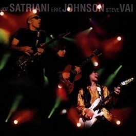 Joe Satriani Eric Johnson Steve Vai G3 - Live CD