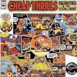 Big Brother & The Holding Company Cheap Thrills CD