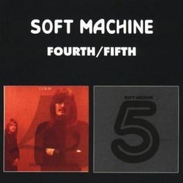 Soft Machine Fourth, Fifth CD