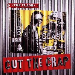 Clash Cut The Crap CD