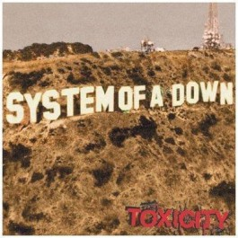 System Of A Down Toxicity CD