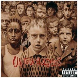 Korn Untouchables CD