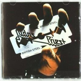 Judas Priest British Steel CD