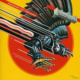 Judas Priest Screaming For Vengeance CD