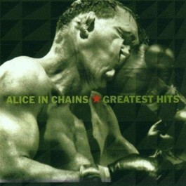 Alice In Chains Greatest Hits CD