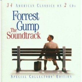 Soundtrack Forrest Gump CD2