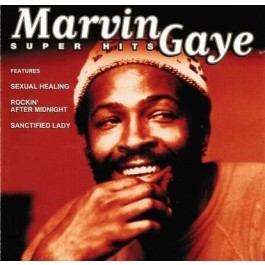 Marvin Gaye Super Hits CD