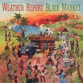 Weather Report Black Market CD