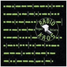 Roger Waters Radio Kaos CD