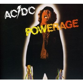 Ac/dc Powerage CD
