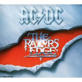 Ac/dc Razors Edge CD
