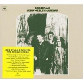 Bob Dylan John Wesley Harding CD
