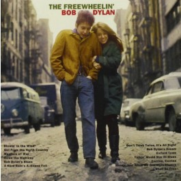 Bob Dylan Freewheelin CD