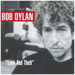 Bob Dylan Love & Theft CD