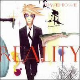 David Bowie Reality CD