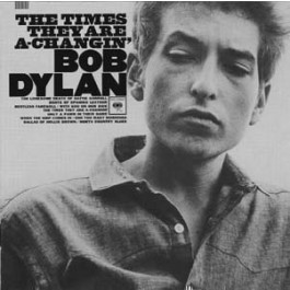 Bob Dylan Times They Are A Changin CD