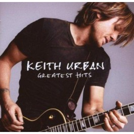 Keith Urban Greatest Hits CD