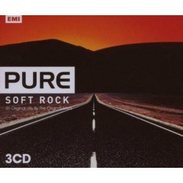Various Artists Pure Soft Rock CD3