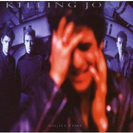 Killing Joke Night Time Remasters CD