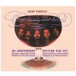 Deep Purple Come Taste The Band 35Th Anniversary CD2