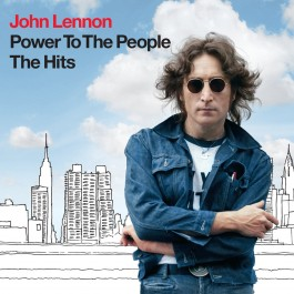 John Lennon Power To The People - The Hits CD