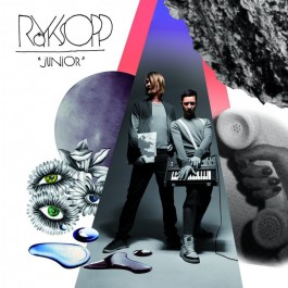 Royksopp Junior CD