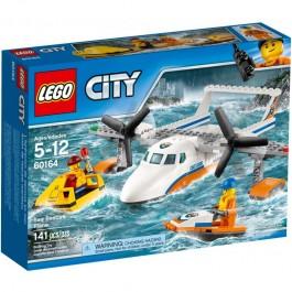 Lego City Avion Za Spašavanje Na Moru 60164 IGRAČKA LEGO GRAD