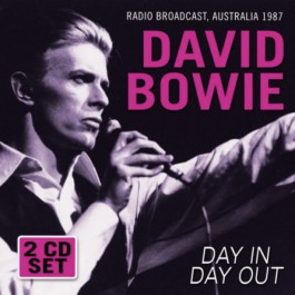 David Bowie Day In Day Out Radio Broadcast Australia 1987 CD2
