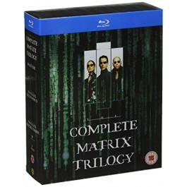 Lana Wachowski Lilly Wachowski Complete Matrix Trilogy BLU-RAY3