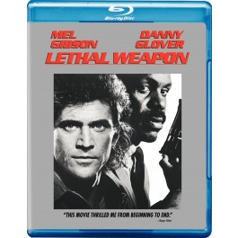 Richard Donner Lethal Weapon BLU-RAY