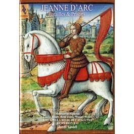 Jordi Savall Jeanne Darc Battles & Prisons Book Boxset SACD2