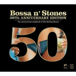 Various Artists Bossa N Stones 50Th Anniversary CD2
