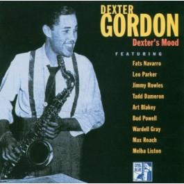 Dexter Gordon Dexters Mood CD
