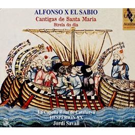 Jordi Savall El Sabio Cantigas De Santa Maria SACD