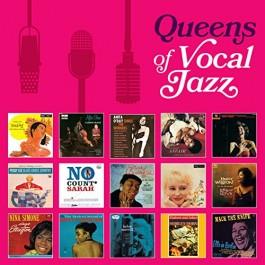 Various Artists Queens Of Vocal Jazz CD8